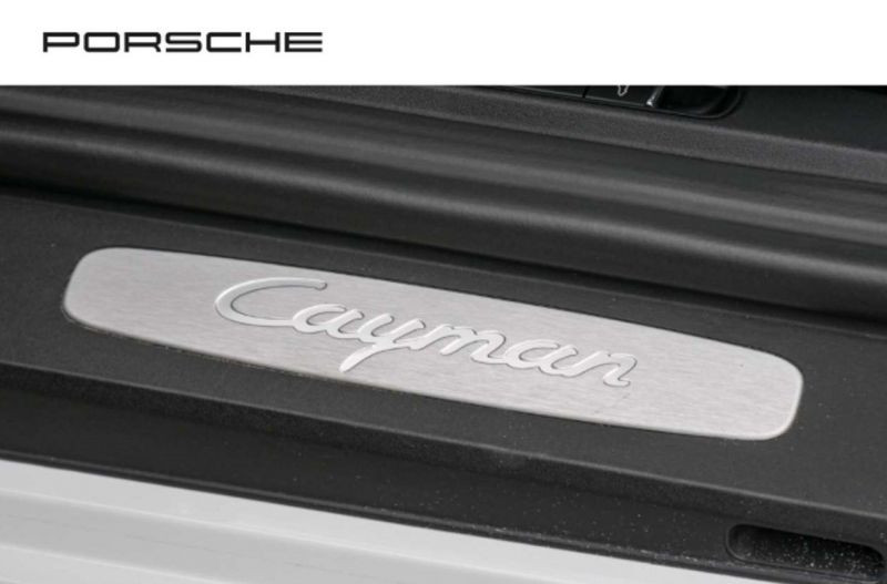 Porsche Cayman 2.0 PDK Blanc occasion à BEAUPUY - photo n°8