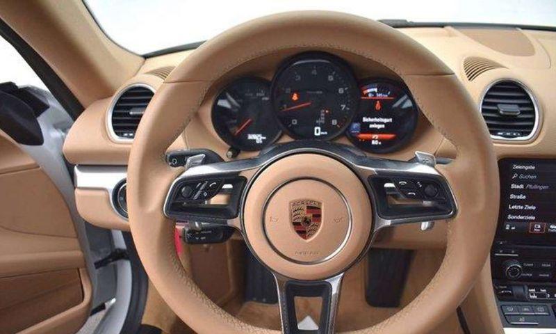 Porsche Cayman 2.0 PDK Blanc occasion à BEAUPUY - photo n°2