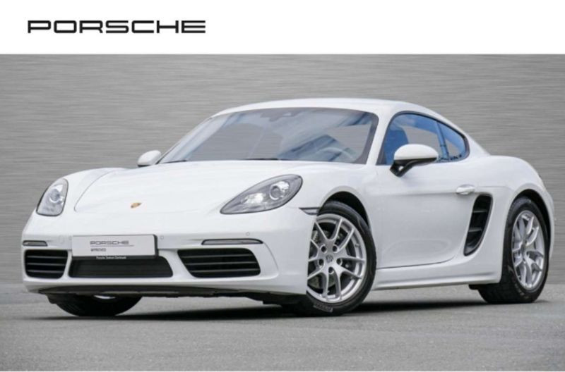 Porsche Cayman 2.0 PDK Blanc occasion à BEAUPUY
