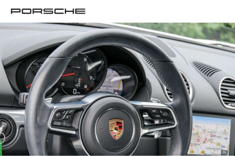 Porsche Cayman 2.0 PDK Blanc occasion à BEAUPUY - photo n°5