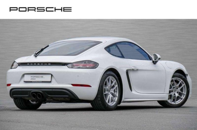 Porsche Cayman 2.0 PDK Blanc occasion à BEAUPUY - photo n°3
