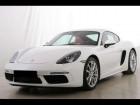 Porsche Cayman 2.0 PDK Blanc à BEAUPUY 31