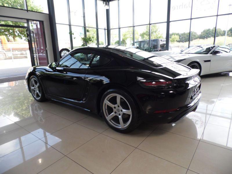Porsche Cayman 2.0 PDK Noir occasion à BEAUPUY - photo n°3