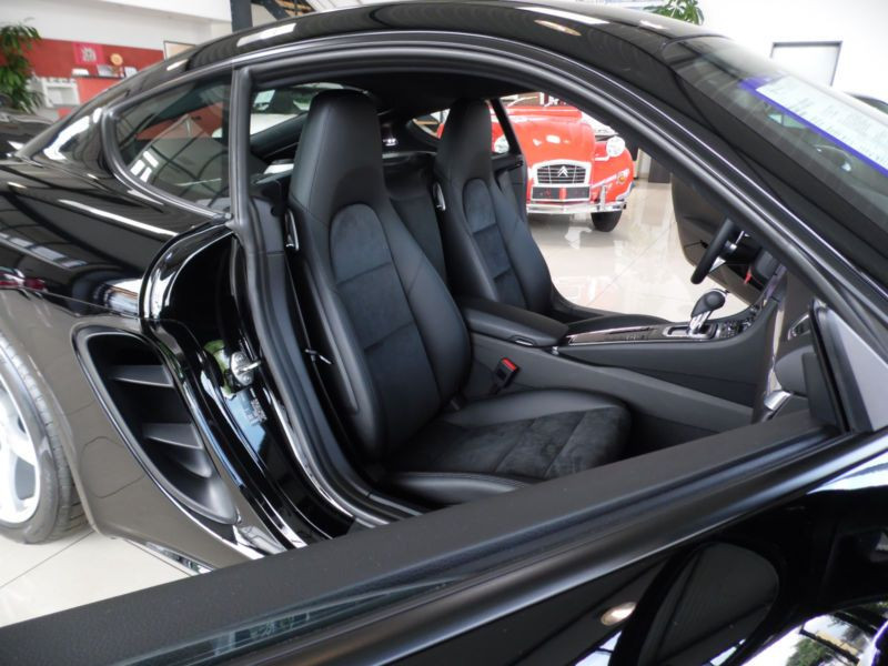 Porsche Cayman 2.0 PDK Noir occasion à BEAUPUY - photo n°4