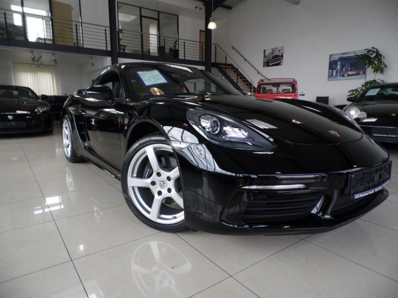 Porsche Cayman 2.0 PDK Noir occasion à BEAUPUY
