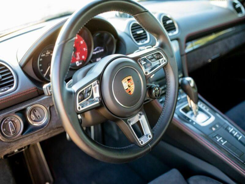 Porsche Cayman 2.5 GTS PDK R-DESIGN Gris occasion à BEAUPUY - photo n°2