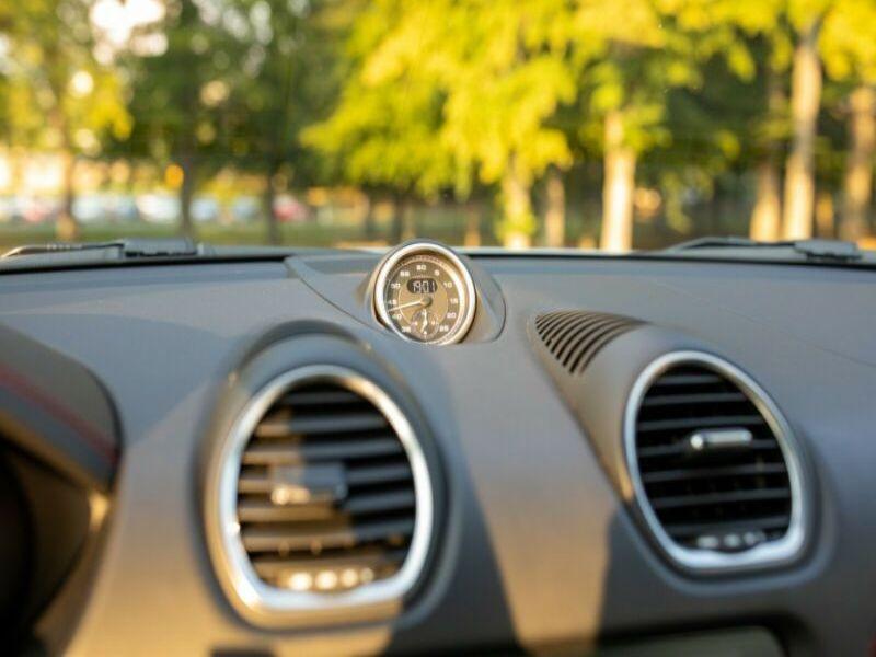 Porsche Cayman 2.5 GTS PDK R-DESIGN Gris occasion à BEAUPUY - photo n°6