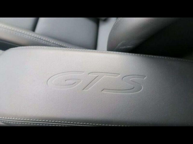 Porsche Cayman 2.5 GTS PDK Rouge occasion à BEAUPUY - photo n°7