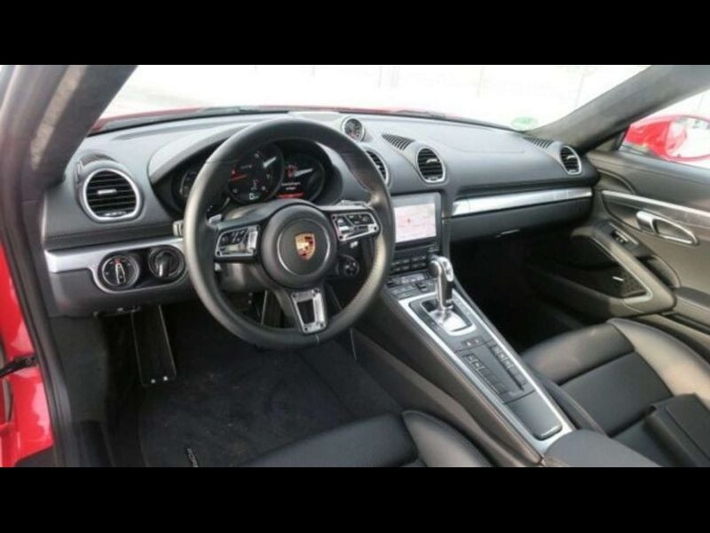 Porsche Cayman 2.5 GTS PDK Rouge occasion à BEAUPUY - photo n°2