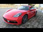 Porsche Cayman 2.5 GTS PDK Rouge à BEAUPUY 31