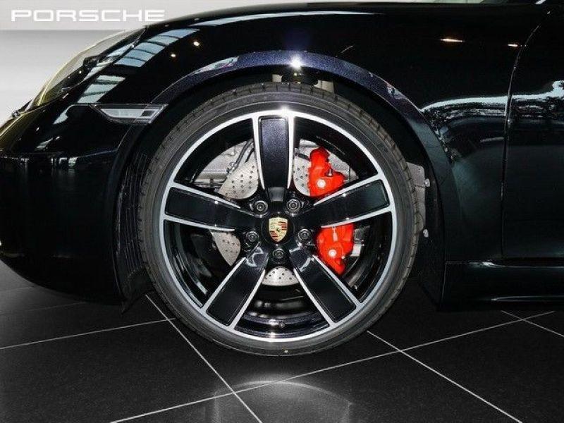 Porsche Cayman 2.5 S PDK Noir occasion à BEAUPUY - photo n°6