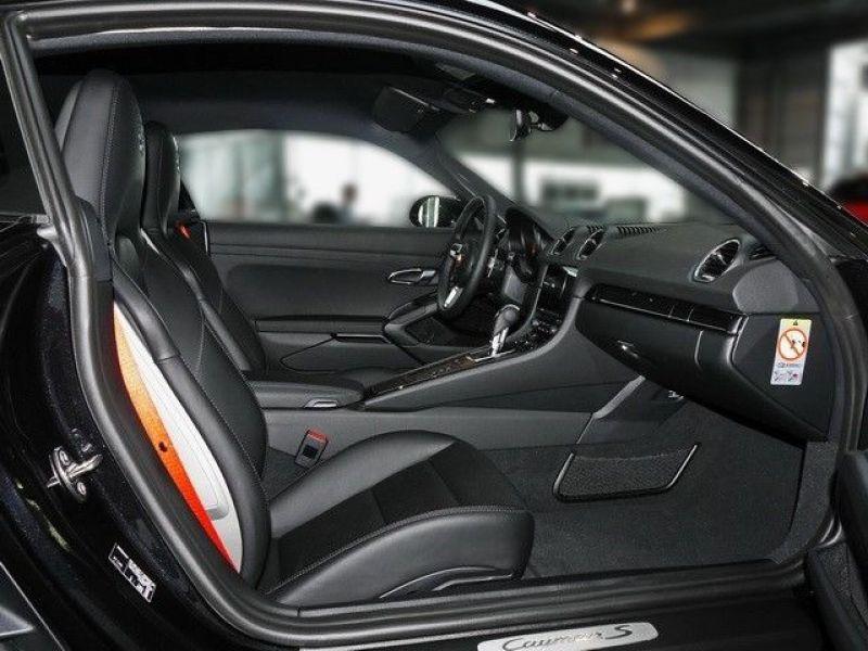 Porsche Cayman 2.5 S PDK Noir occasion à BEAUPUY - photo n°3