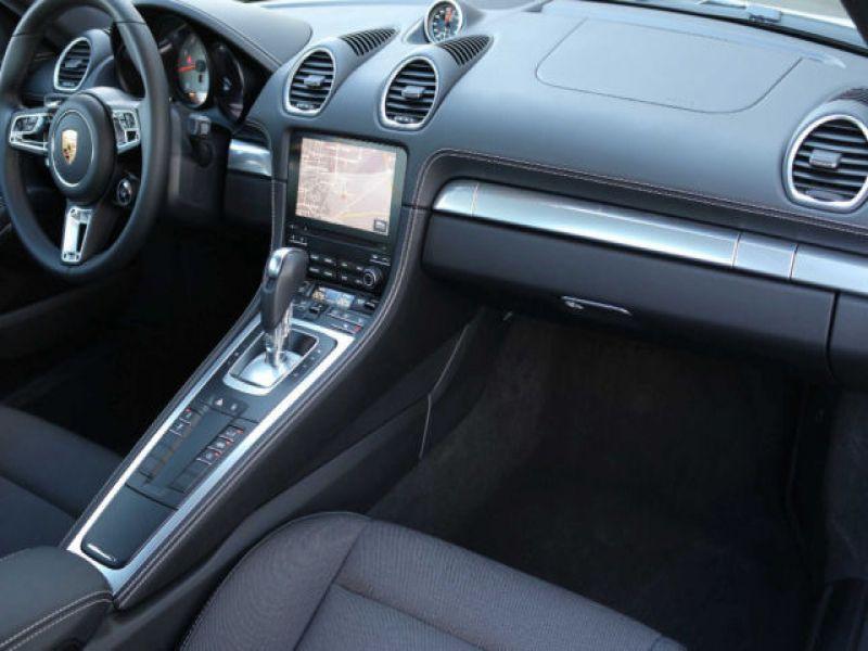 Porsche Cayman 2.5 S PDK Blanc occasion à BEAUPUY