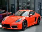Porsche Cayman 2.5 S PDK Orange à BEAUPUY 31
