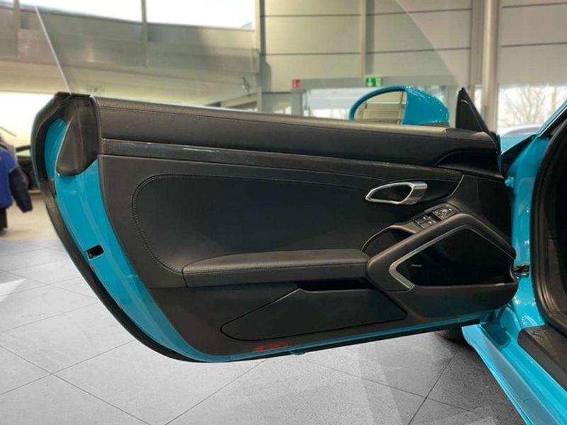 Porsche Cayman 2.5 S PDK Bleu occasion à BEAUPUY - photo n°7