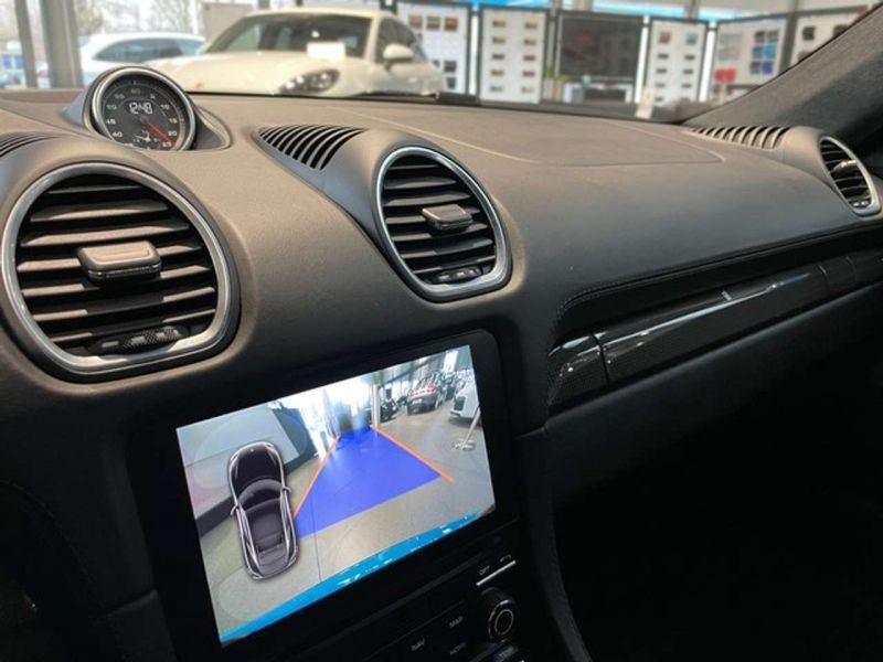 Porsche Cayman 2.5 S PDK Bleu occasion à BEAUPUY - photo n°5