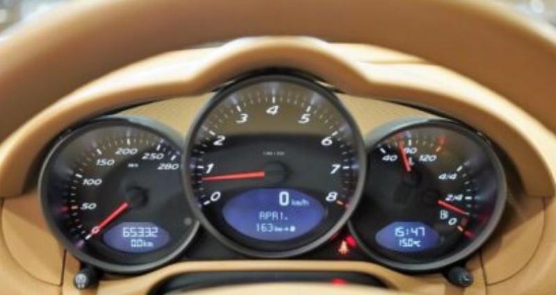 Porsche Cayman 2.7 245ch boite meca Noir occasion à LA BAULE - photo n°3
