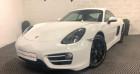 Porsche Cayman 2.7 981 PDK 2014 275ch 64000km 1° MAIN PSE CHRONO Blanc à Villeneuve Loubet 06