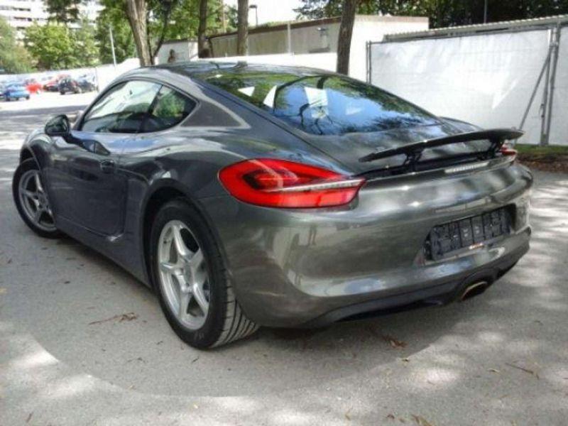 Porsche Cayman 2.7 PDK Gris occasion à BEAUPUY - photo n°3