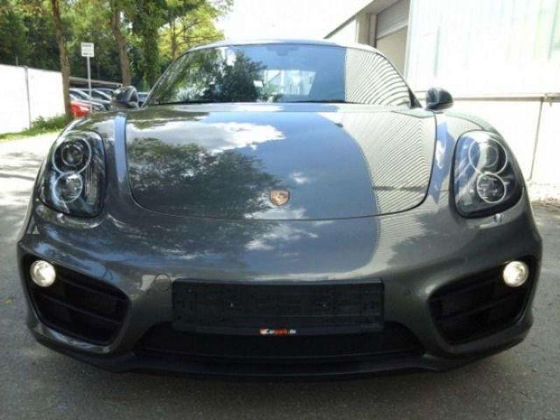 Porsche Cayman 2.7 PDK Gris occasion à BEAUPUY - photo n°5