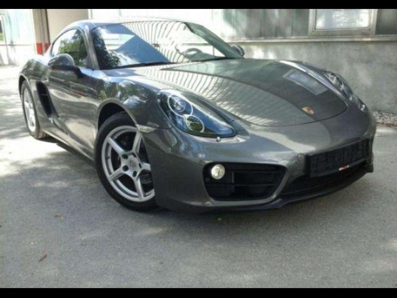 Porsche Cayman 2.7 PDK Gris occasion à BEAUPUY