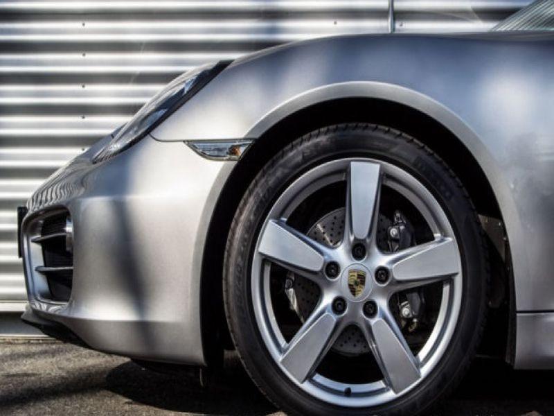 Porsche Cayman 2.7 PDK Gris occasion à BEAUPUY - photo n°9