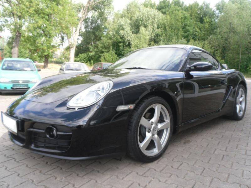 Porsche Cayman 2.7 Tiptronic Noir occasion à BEAUPUY