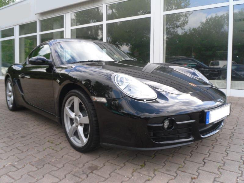 Porsche Cayman 2.7 Tiptronic Noir occasion à BEAUPUY - photo n°7
