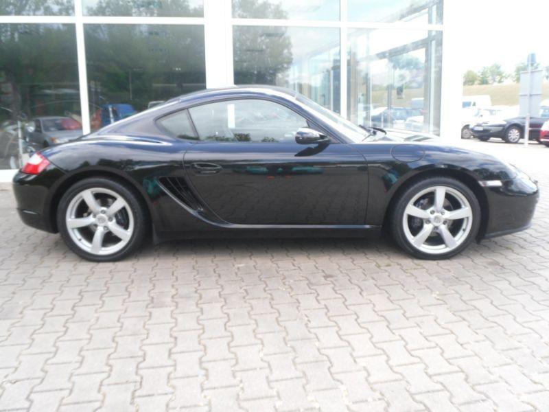 Porsche Cayman 2.7 Tiptronic Noir occasion à BEAUPUY - photo n°9