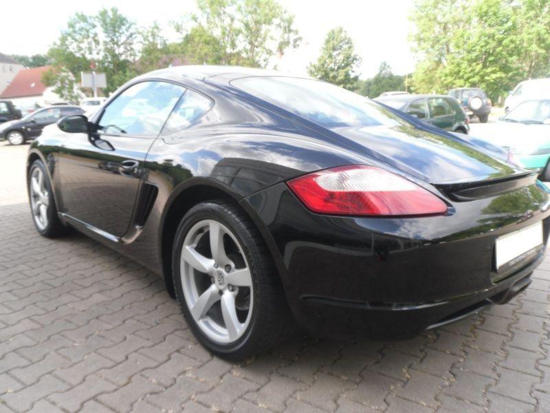 Porsche Cayman 2.7 Tiptronic Noir occasion à BEAUPUY - photo n°3