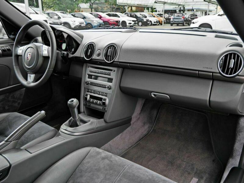 Porsche Cayman 2.7 Gris occasion à BEAUPUY - photo n°4