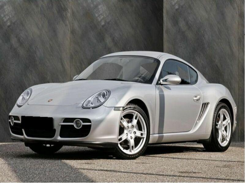 Porsche Cayman 2.7 Gris occasion à BEAUPUY