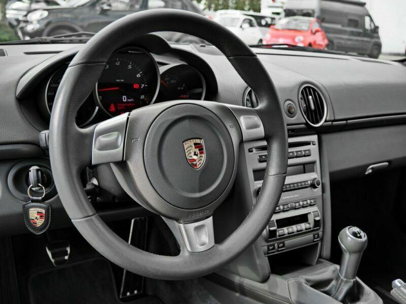 Porsche Cayman 2.7 Gris occasion à BEAUPUY - photo n°7