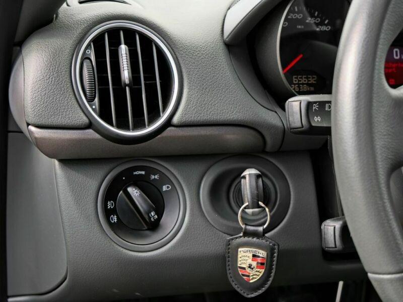 Porsche Cayman 2.7 Gris occasion à BEAUPUY - photo n°6
