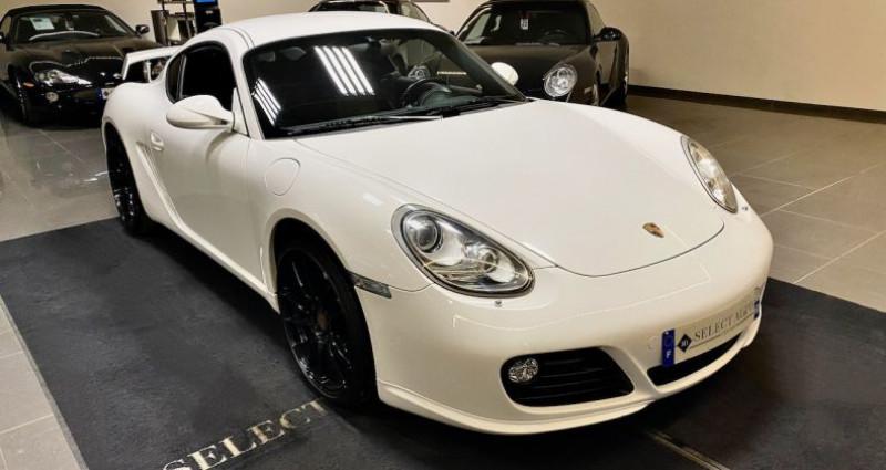 Porsche Cayman 2.9 (987) PDK Blanc occasion à Le Mesnil-en-Thelle - photo n°3