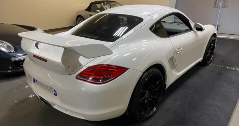 Porsche Cayman 2.9 (987) PDK Blanc occasion à Le Mesnil-en-Thelle - photo n°5