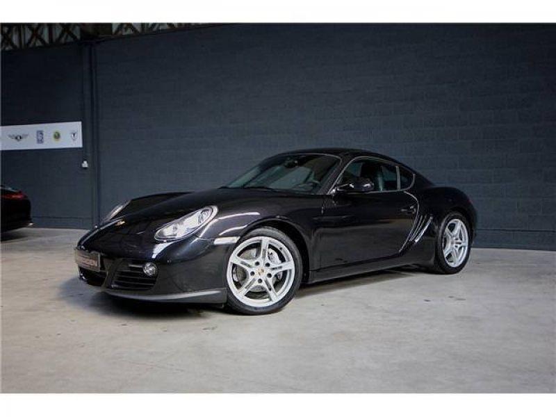 Porsche Cayman 2.9 PDK Noir occasion à BEAUPUY