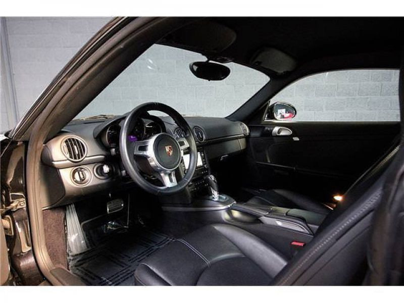 Porsche Cayman 2.9 PDK Noir occasion à BEAUPUY - photo n°2