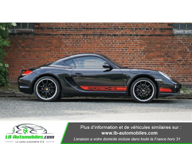 Porsche Cayman 2.9 PDK Noir occasion à Beaupuy - photo n°10