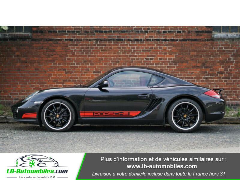 Porsche Cayman 2.9 PDK Noir occasion à Beaupuy - photo n°12
