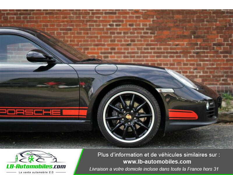 Porsche Cayman 2.9 PDK Noir occasion à Beaupuy - photo n°19