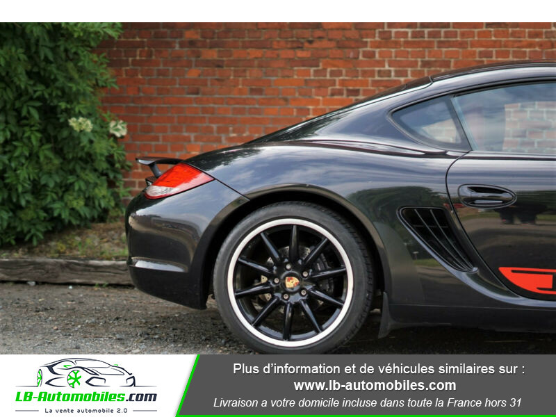 Porsche Cayman 2.9 PDK Noir occasion à Beaupuy - photo n°18