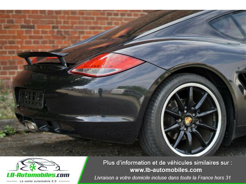 Porsche Cayman 2.9 PDK Noir occasion à Beaupuy - photo n°17
