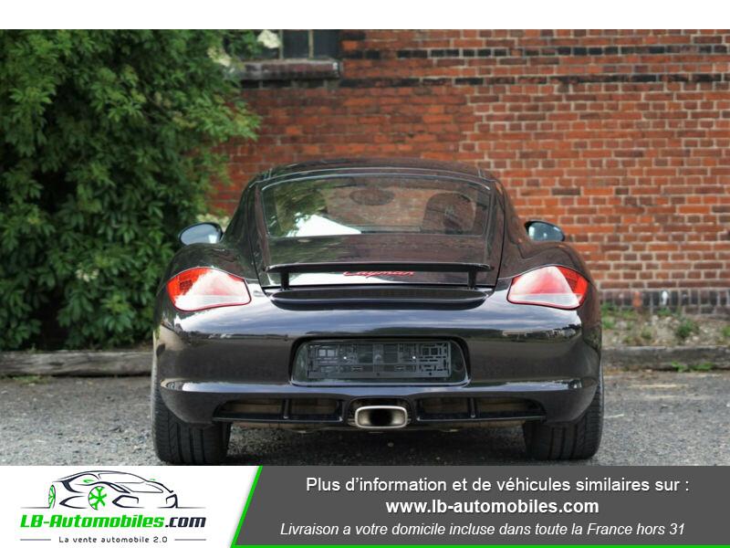 Porsche Cayman 2.9 PDK Noir occasion à Beaupuy - photo n°7