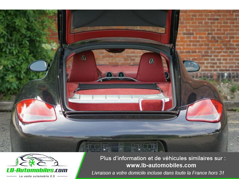 Porsche Cayman 2.9 PDK Noir occasion à Beaupuy - photo n°5
