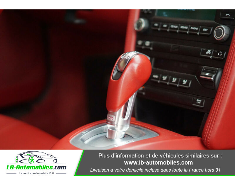 Porsche Cayman 2.9 PDK Noir occasion à Beaupuy - photo n°13