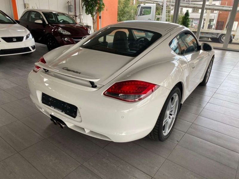 Porsche Cayman 2.9 Blanc occasion à BEAUPUY - photo n°3