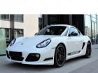 Porsche Cayman 3.4 R PDK Blanc à BEAUPUY 31