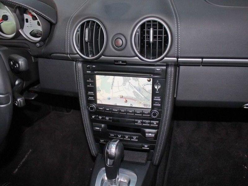 Porsche Cayman 3.4 S PDK Noir occasion à BEAUPUY - photo n°5