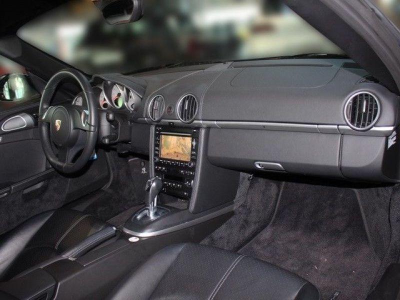 Porsche Cayman 3.4 S PDK Noir occasion à BEAUPUY - photo n°2